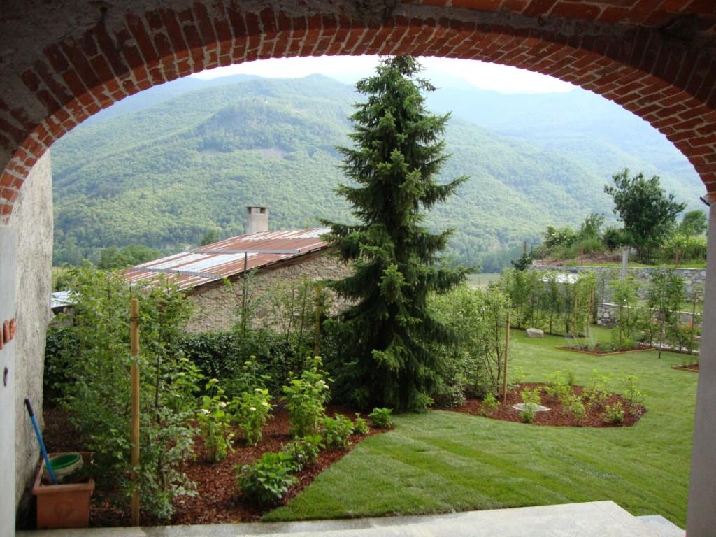 Giardino di montagna paesaggi garden vivaiopaesaggi - Giardini di montagna ...